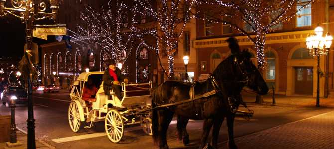 Bethlehem, Pennsylvania, Christmas City USA