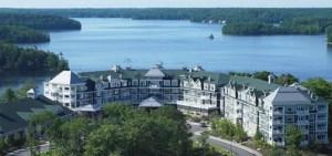 JW Marriott Lake Rosseau
