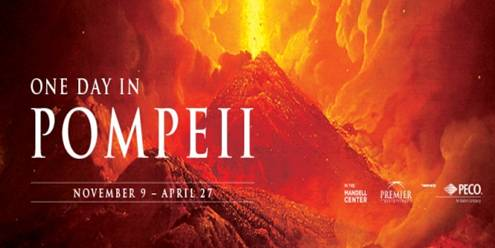 One Day in Pompeii
