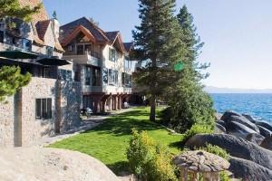 Thunderbird Lodge at Lake Tahoe