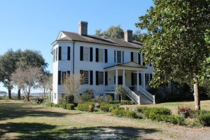 """William Fripp House """"Tidewater"""" Ca 1830 302 Federal st."""