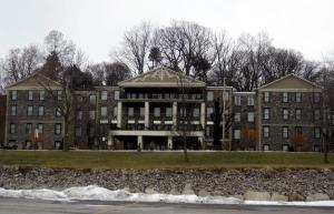 The Barton Hill Hotel and Spa near Lewiston,  New York