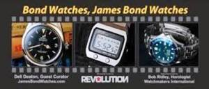 """Watches, James Bond Watches"""