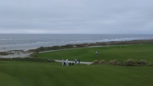 The Ocean Golf Course at Kiawah is one of the best in the world:, beauty, nature and challenge all in one.