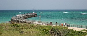 Fishing Pier at Sebastian Inlet