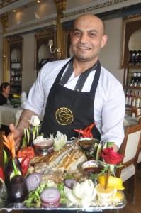 Galapera Restaurant in Istanbul
