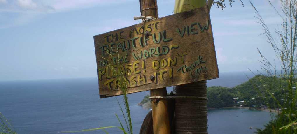 Fascinating Trinidad and Tobago.