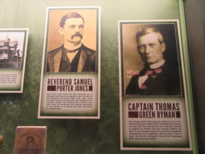 Rev. Sam Jones and Captain Tom Ryman