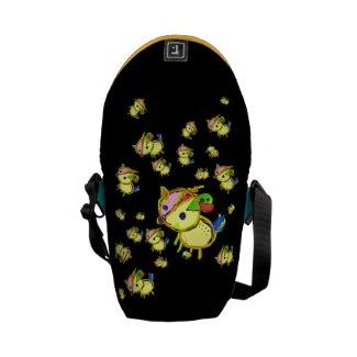 バンビネッシーのメッセンジャーバッグ