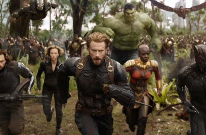 [Movie Review] Avengers: Infinity War