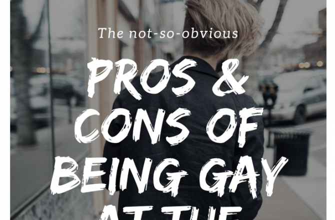 [GUEST FEATURE] The not-so-obvious pros & cons of being gay at the workplace