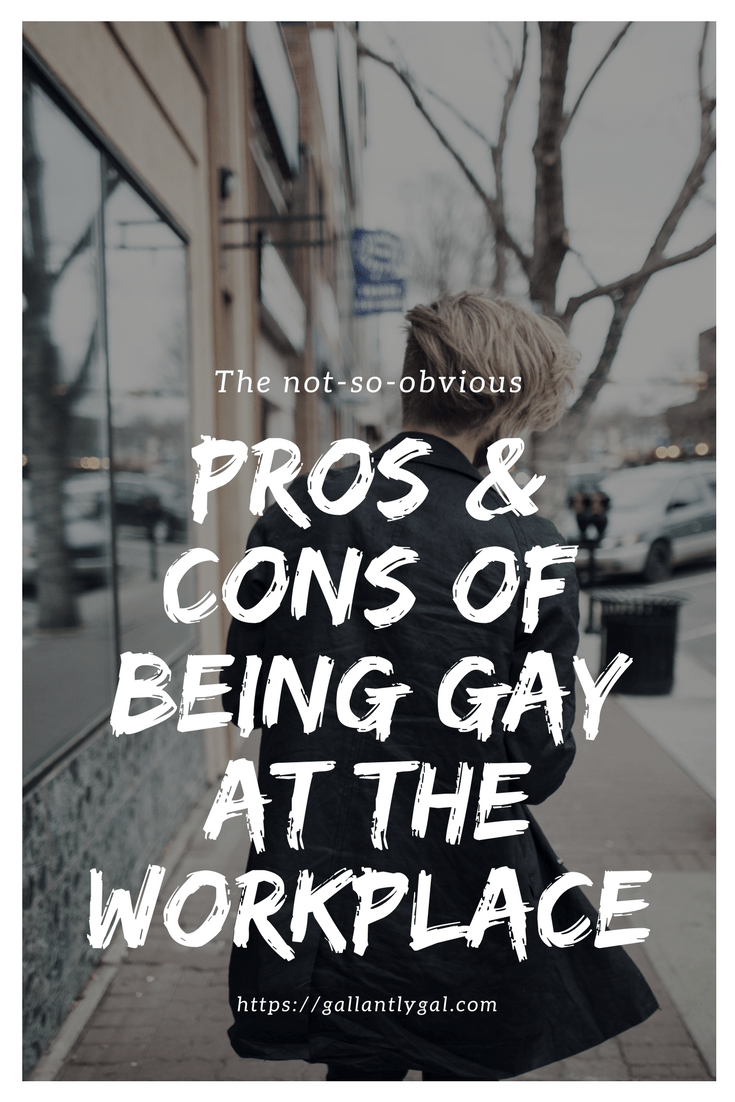 gay at the workplace