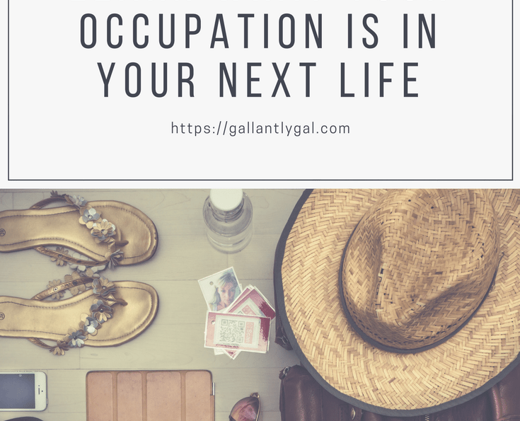[QUIZ] Plan a trip to learn what your occupation is in your next life
