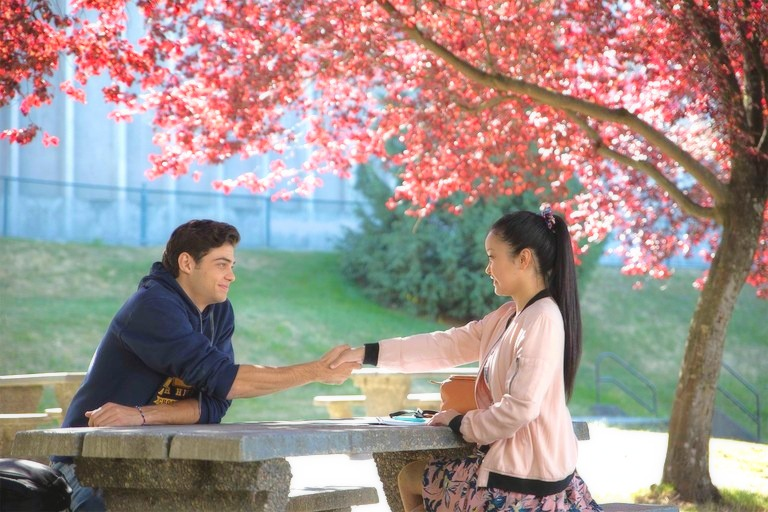 To All the Boys I Loved Before Movie Review