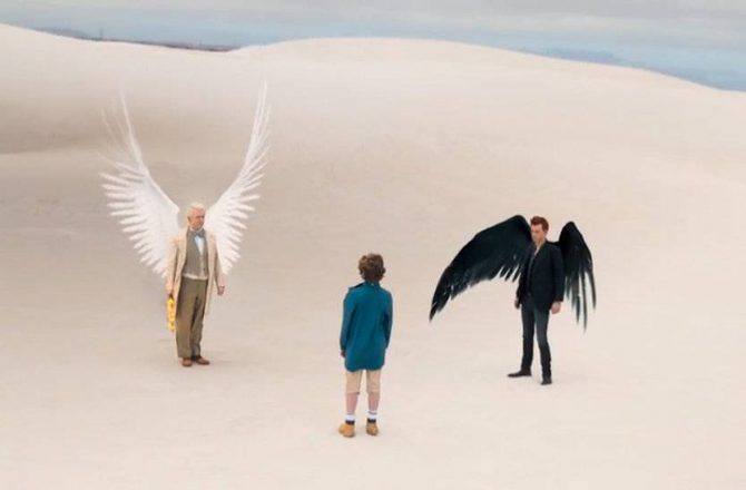 TV Review: Good Omens (Prime Original – Season 1)
