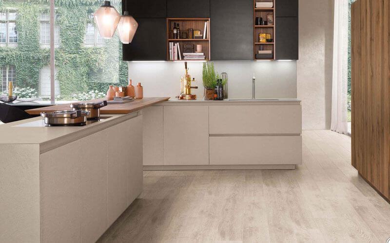Suelos de interior de cocinas y baos  Suelos de madera