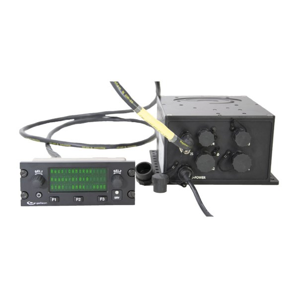 Control Panel 50 Galleon Embedded Computing with XSR