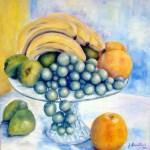 opsats med frugt