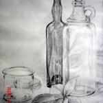 glasflasker m. m.