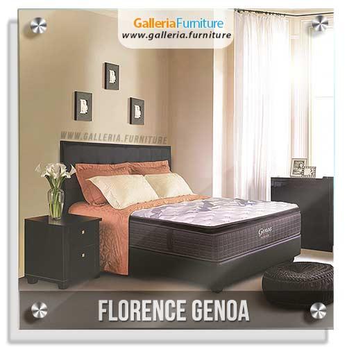 Harga Kasur Florence Genoa