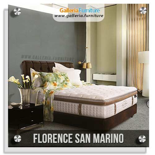 Kasur Spring Bed Florence San Marino