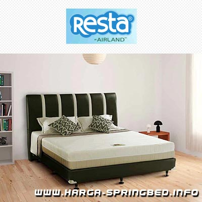 tempat tidur spring bed Resta Volga