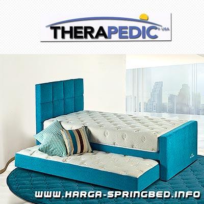kasur spring bed Therapedic Kids 2in1