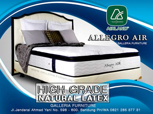Jual Kasur Bandung Airland Allegro Air
