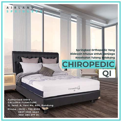Kasur Ortopedi Airland Chiropedic