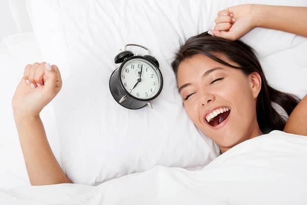 Tidur Pulas Bangun Segar