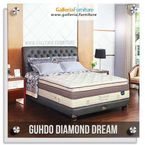 Harga Springbed Guhdo Diamond Dream