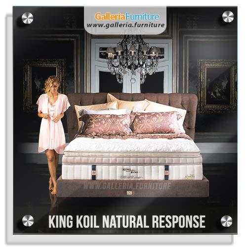 Harga Kasur King Koil Natural Response