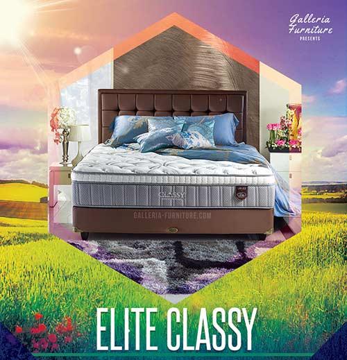 Matras Springbed Elite Classy Bandung