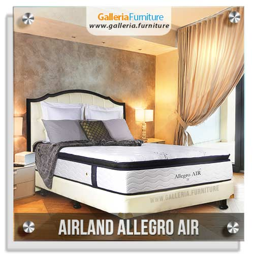 Harga Kasur Spring Bed Airland Allegro