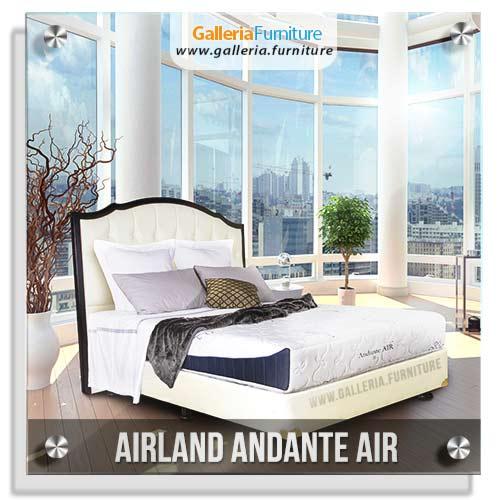Harga Kasur Airland Andante Air