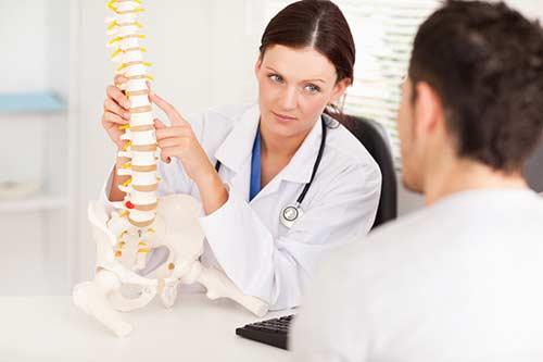 Spring bed ortopedi untuk tulang belakang