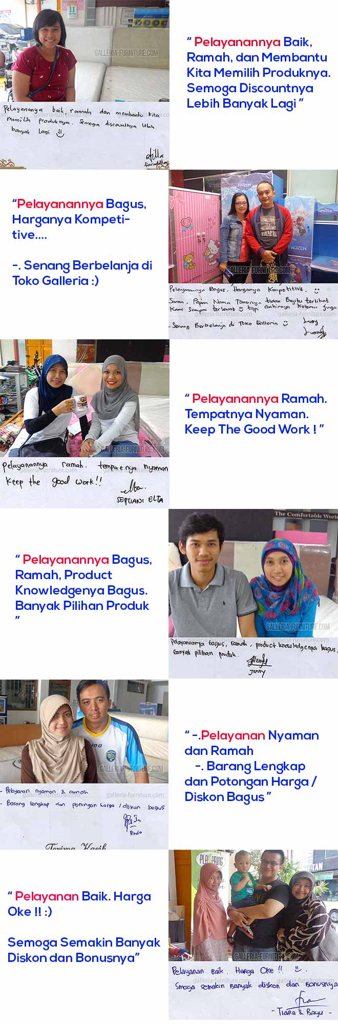 Toko Furniture dan Kasur Paling Murah di Bandung