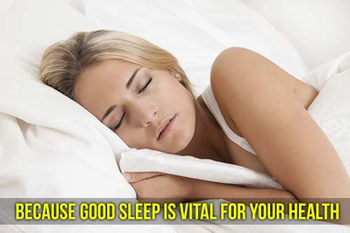 Everybody Needs Healthy Sleep
