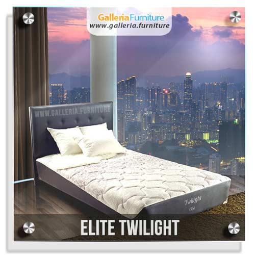 Harga dan Review Kasur Elite Twilight