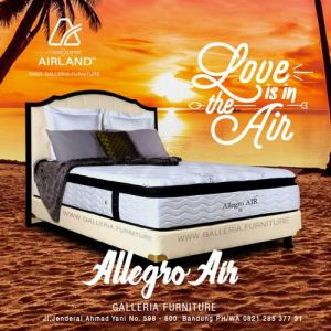 Harga Spring Bed Airland Allegro Air