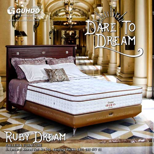 Springbed-Guhdo-Ruby-Dream-Bagus