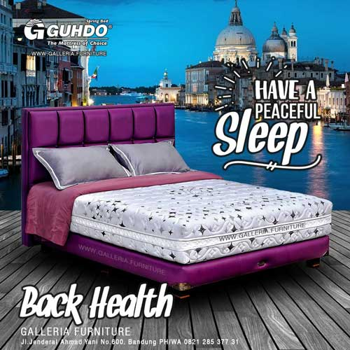Springbed-Ortopedic-Guhdo-Back-Health