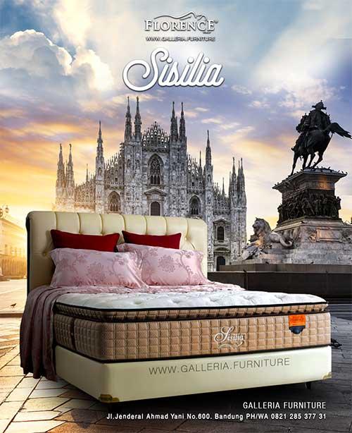 Springbed-Florence-Bandung-Sisilia