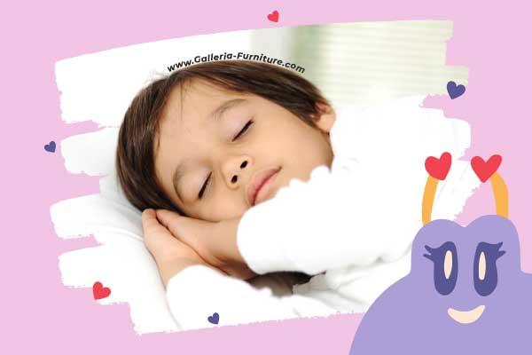 Tidur Nyenyak Membuat Anak Lebih Sehat