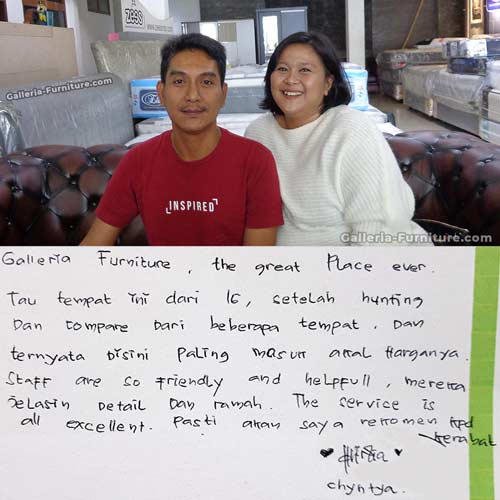 Ibu-Cinthya-Testimoni-Springbed-Bandung