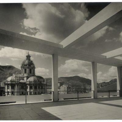 Mario Crimella , Casa del Fascio, 30s, 13,5×22 cm