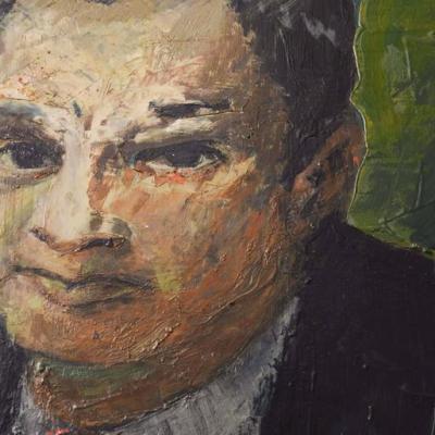 Salvatore Fiume, Ritratto di Federico Patellani