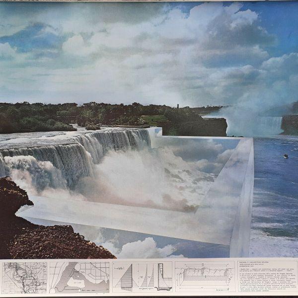 Niagara Litografia cm 69x87 1978