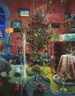 Ultimo Natale, Fulvio di Piazza, 180×300, olio su tela