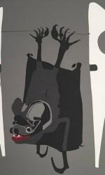 Maglionico, 83×130 cm, acrilico su tela